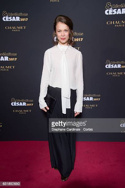 Paula Beer attends the 'Cesar Revelations 2017' on January 16 2017 in Paris France