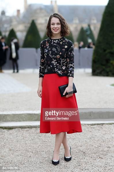 Christian Dior Fashion Show Paris