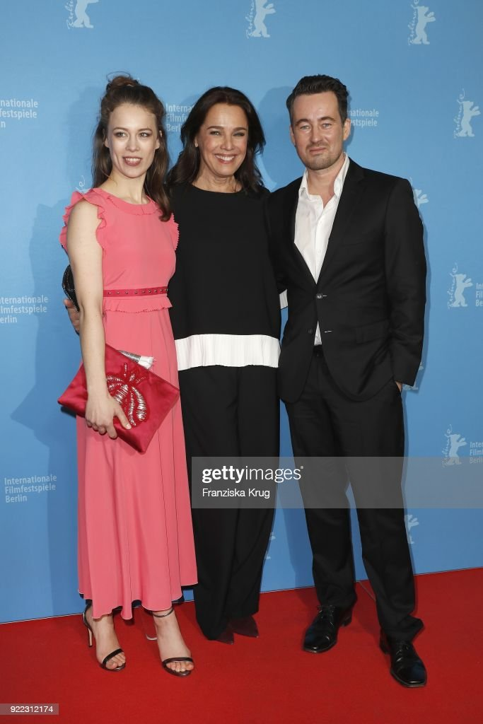 'Bad Banks' Premiere - 68th Berlinale International Film Festival : News Photo