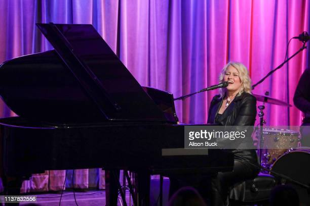 Paula Cole performs onstage during The Drop Paula Cole at GRAMMY Museum on April 17 2019 in Los Angeles California