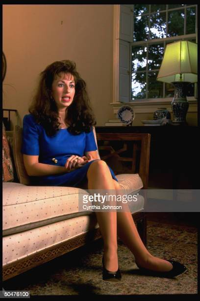Paula Corbin Jones former AK clerical worker bringing sex harassment suit against Pres Clinton for alleged sexual advances made when he was gov of AK