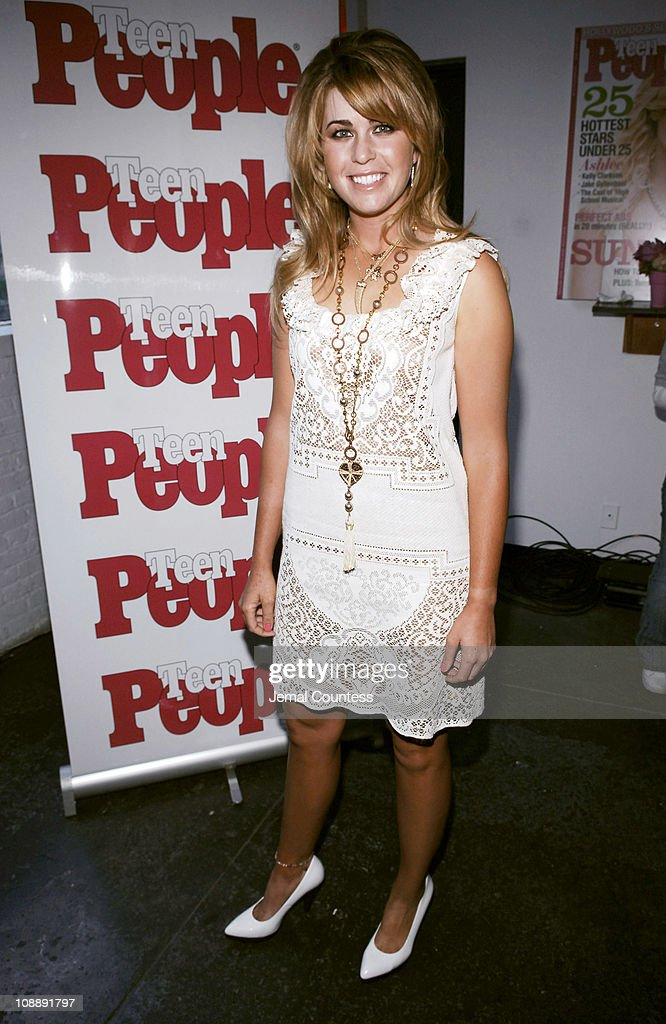 Paula Creamer during Teen People Present 'Best of Fall 2006' at Industria in New York City, New York, United States.