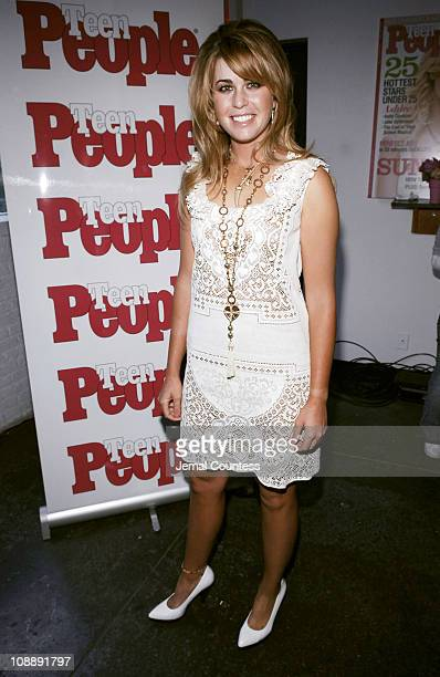 Paula Creamer during Teen People Present 'Best of Fall 2006' at Industria in New York City New York United States