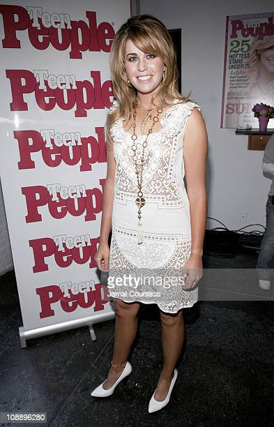 Paula Creamer during Teen People Present Best of Fall 2006 at Industria in New York City New York United States