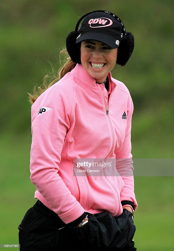 Ricoh Women's British Open - Round One