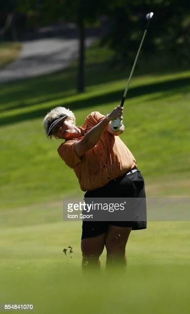 Paula DAVIES Masters Evian 2006 Derniere journee LPGA Evian