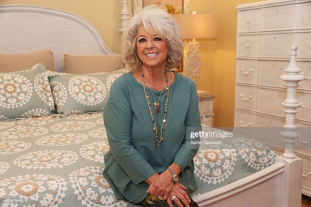 Paula Deen Cuts the Fat Book Tour