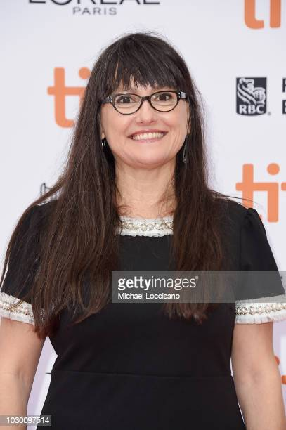 """Paula DuPré Pesmen attends the """"Quincy"""" premiere during 2018 Toronto International Film Festival at Princess of Wales Theatre on September 9, 2018 in..."""