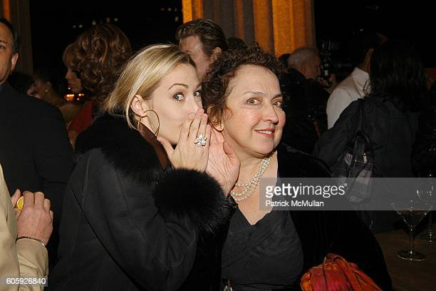 Paula Froelich and Joanna Molloy attend VANITY FAIR Tribeca Film Festival Party hosted by Graydon Carter and Robert DeNiro at The State Supreme...