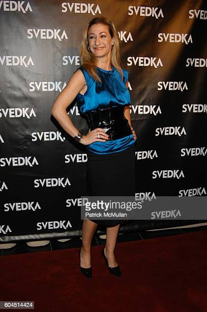Paula Froelich attends SVEDKA VODKA Presents the Erotica Reading Series with Candace Bushnell Jay McInerney at Gramercy Park Hotel on November 28...