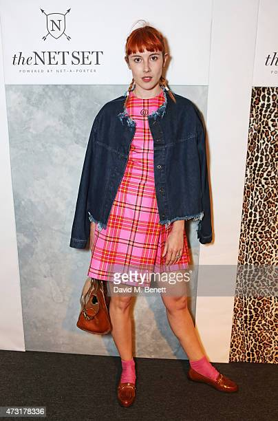 Paula Goldstein attends The NET SET powered by NETAPORTERCOM launch party on May 13 2015 in London England