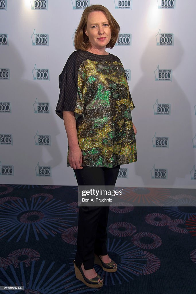 Paula Hawkins attends the 2016 British Book Industry Awards at the Grosvenor House Hotel on May 9, 2016 in London, England.