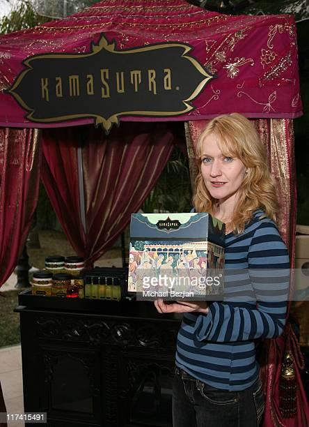 Paula Malcomson at Kama Sutra during 2007 Silver Spoon Golden Globes Suite Day 1 at Private Residence in Los Angeles California United States Photo...