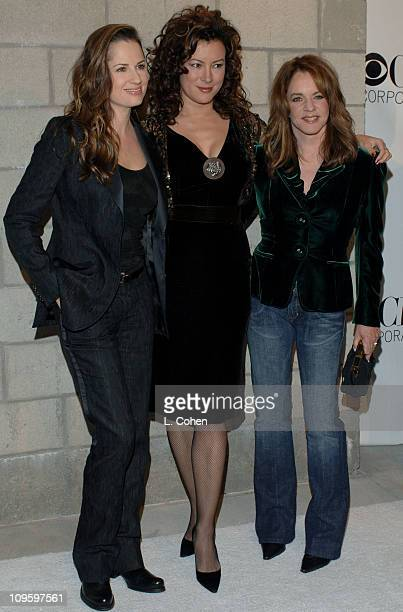 Paula Marshall Jennifer Tilly and Stockard Channing