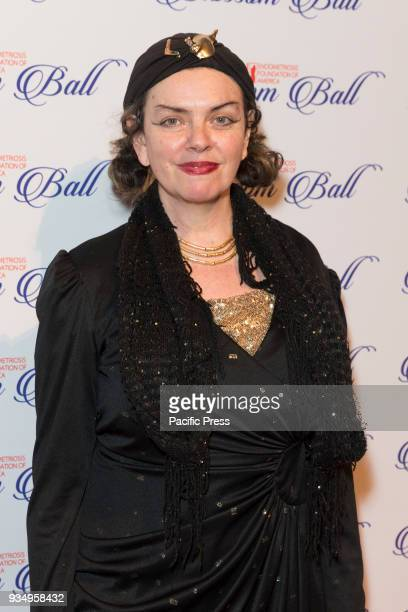 Paula Moist Henderson attends Endometriosis Foundation of America 9th Annual Blossom Ball at Cipriani 42nd street