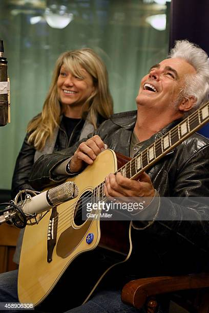 Paula Nelson and Dale Watson help Mojo Nixon Celebrate His 10 Year Anniversary On SiriusXM with A special live show at the SiriusXM Studios on...