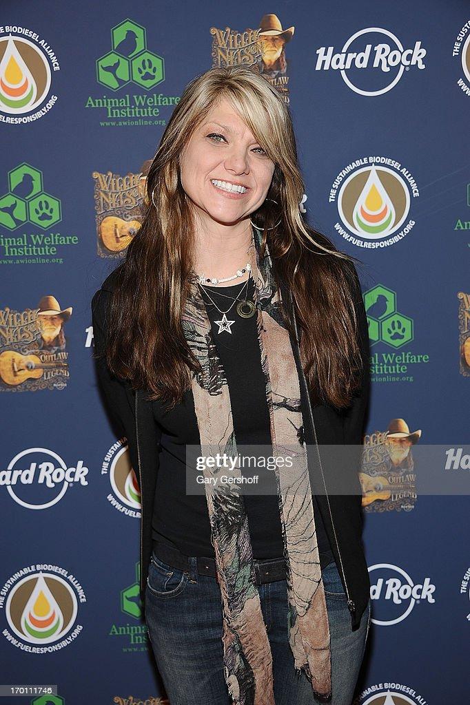 Hard Rock International's Wille Nelson Artist Spotlight Benefit Concert : Fotografía de noticias
