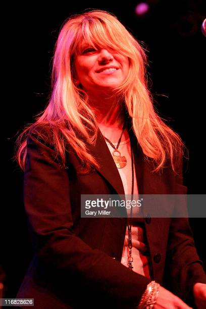 Paula Nelson performs at the ''Help Us Help Haiti'' benefit concert at the Austin Music Hall on January 24 2010 in Austin Texas