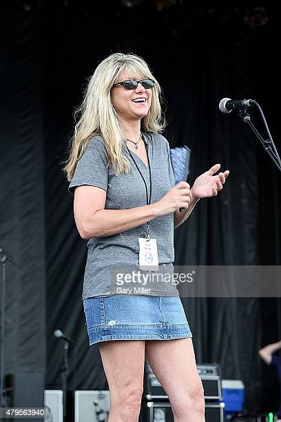 Paula Nelson performs in concert during Willie Nelson's 42nd Annual 4th of July Picnic at Austin360 Amphitheater on July 4 2015 in Austin Texas