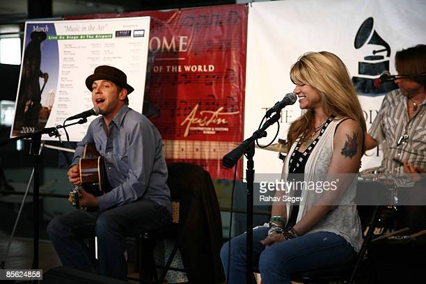 Paula Nelson performs on March 18 2009 in Austin Texas