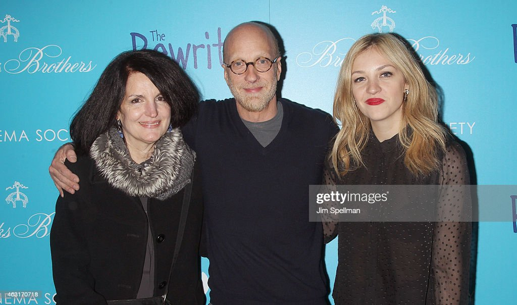 The Cinema Society And Brooks Brothers Host A Screening Of 'The Rewrite' - Arrivals : News Photo