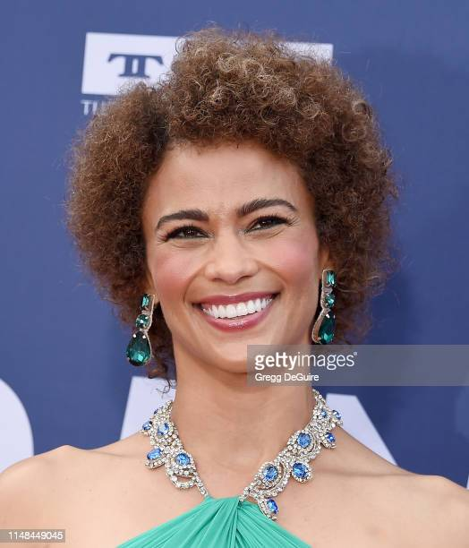 Paula Patton attends the American Film Institute's 47th Life Achievement Award Gala Tribute To Denzel Washington at Dolby Theatre on June 6 2019 in...