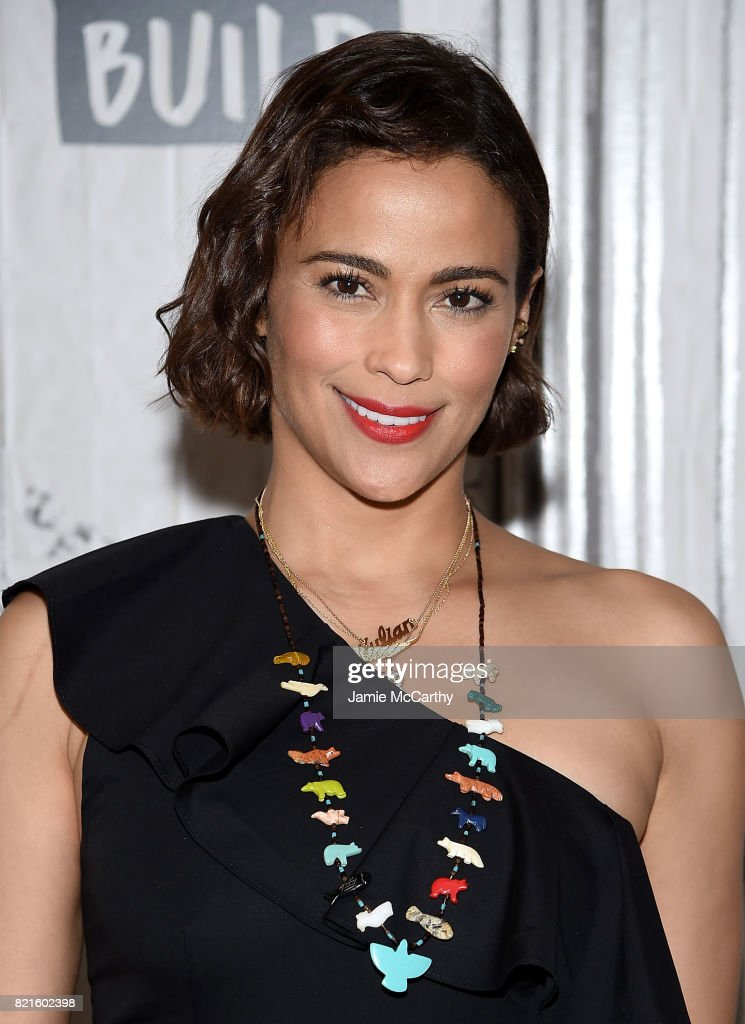 """Build Presents Paula Patton Discussing """"Somewhere Between"""" And Her New Film """"Traffik"""""""