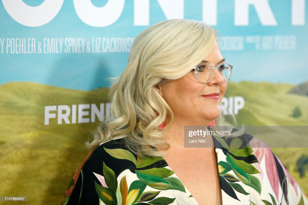 """Netflix Premiere of """"Wine Country"""" : News Photo"""