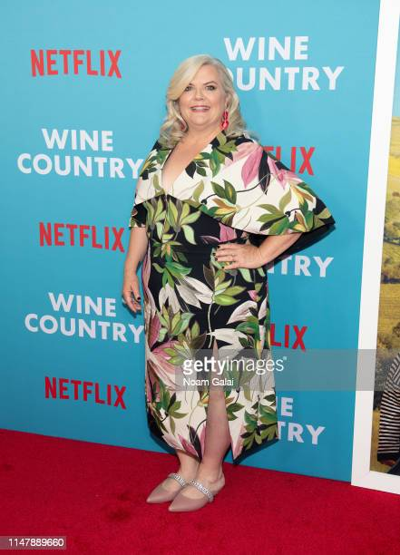 """Paula Pell attends the """"Wine Country"""" World Premiere at Paris Theatre on May 08, 2019 in New York City."""