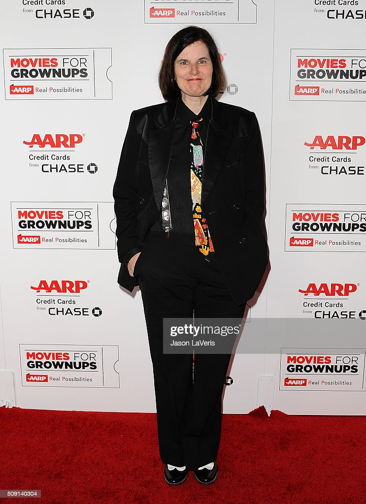 Paula Poundstone attends the 15th annual Movies For Grownups Awards at the Beverly Wilshire Four Seasons Hotel on February 8, 2016 in Beverly Hills, California.
