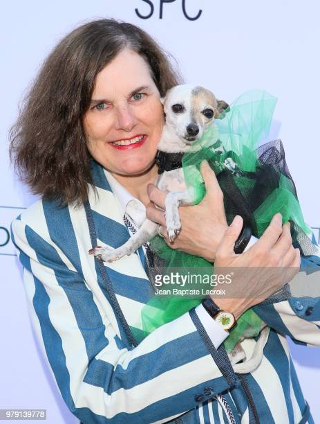 Paula Poundstone attends the Premiere Of Sony Pictures Classics' 'Boundaries' at American Cinematheque's Egyptian Theatre on June 19 2018 in...