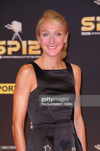 Paula Radcliffe arrives at the Excel Centre in London for the BBC Sports Personality of the Year Awards 2012 , London. 16 December 2012 June 2012 ---...