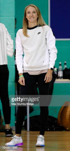Paula Radcliffe attends the Coach Core Awards held at Loughborough University on September 24 2018 in Loughborough England