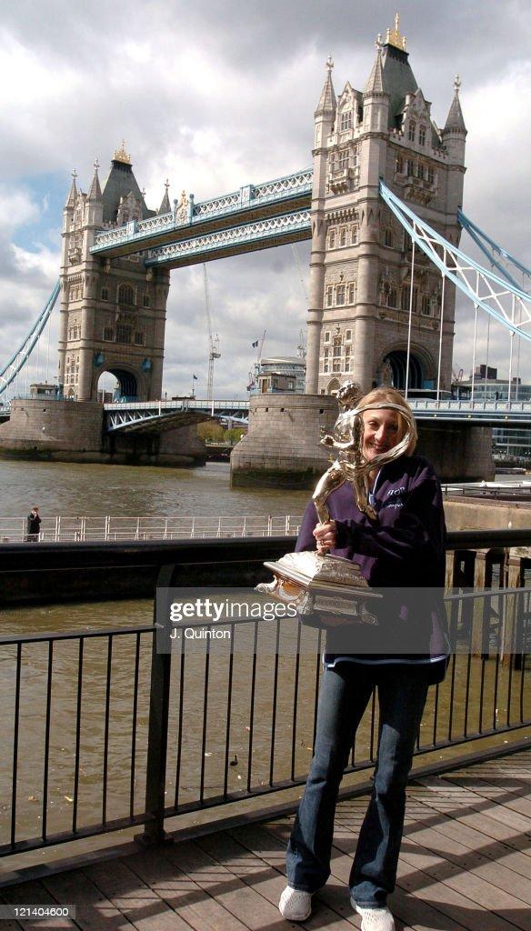 Flora London Marathon 2005 - Winners Photocall