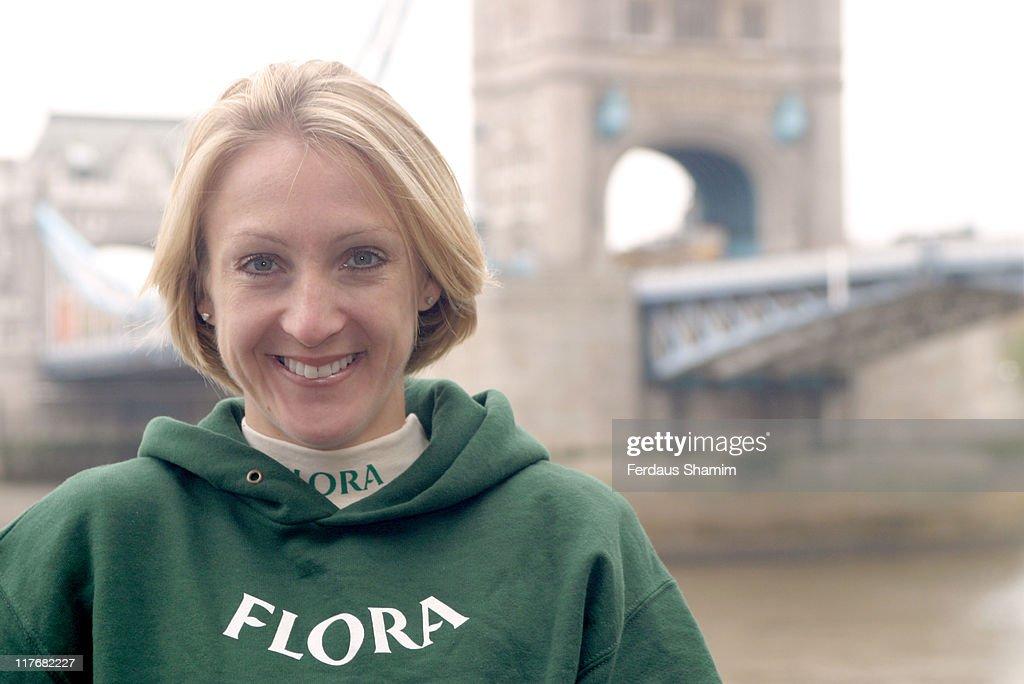 Flora London Marathon -Photocall