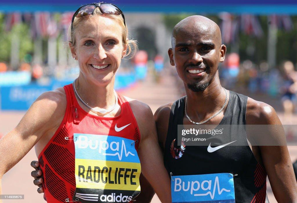 Bupa London 10,000 Run : News Photo