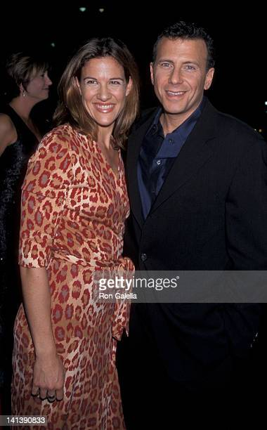 Paula Ravets and Paul Reiser at the Los Angeles Premiere of 'The Story of Us' Mann National Theater Westwood