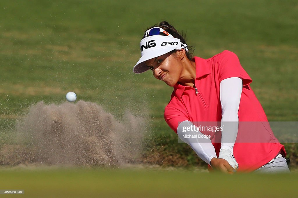LPGA Australian Open - Day 2 : News Photo