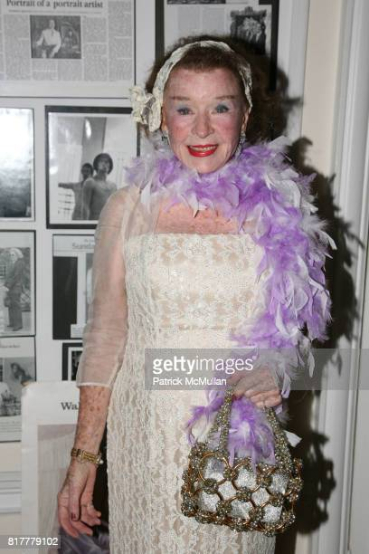 Paula Timmerman attends Portrait artist ZITA DAVISSON's Great Gatsby Party A Roaring 20's Evening at Private Residence on October 20 2010 in New York
