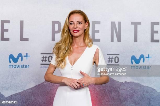 Paula Vazquez attends 'El Puente' photocall at Palacio de la Prensa Cinema on May 23 2017 in Madrid Spain