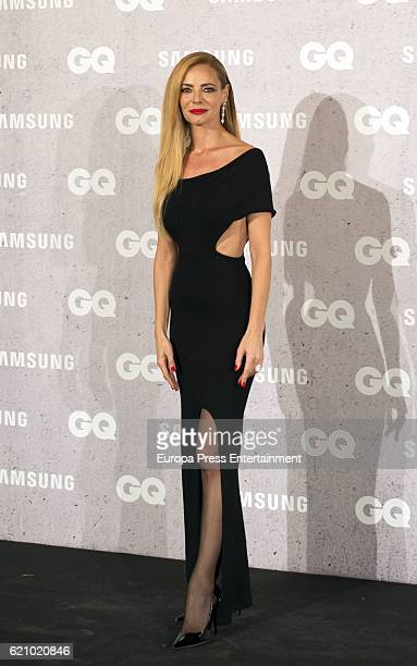 Paula Vazquez attends GQ 2016 Men of the Year Awards at Palace Hotel on November 3 2016 in Madrid Spain