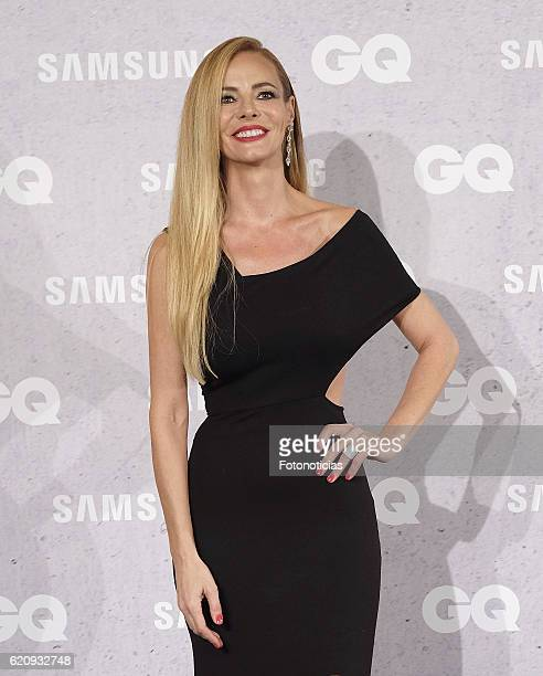 Paula Vazquez attends the GQ Men of the Year Awards at The Palace Hotel on November 3 2016 in Madrid Spain