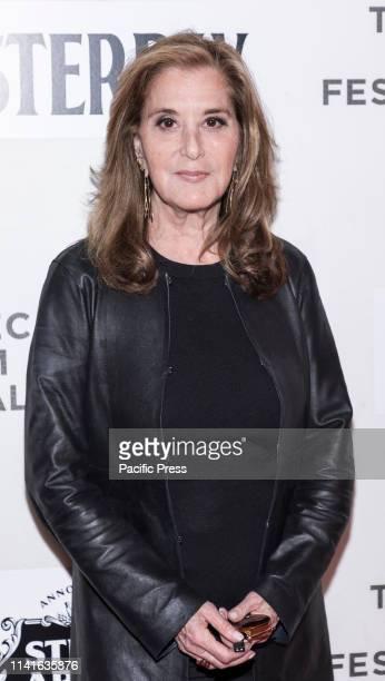 Paula Weinstein attends Yesterday Closing Night Gala Film during 2019 Tribeca Film Festival at The Stella Artois Theatre Manhattan