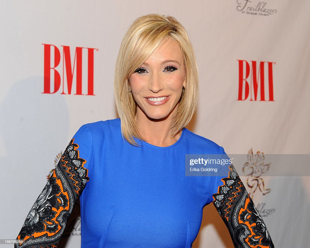 Paula White attends the 14th annual BMI Trailblazers of Gospel Music Awards at Rocketown on January 18, 2013 in Nashville, Tennessee.