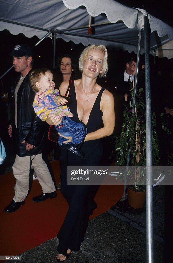 "Paula Yates - ""Rugrats The Movie"" - London Premiere File Photos"
