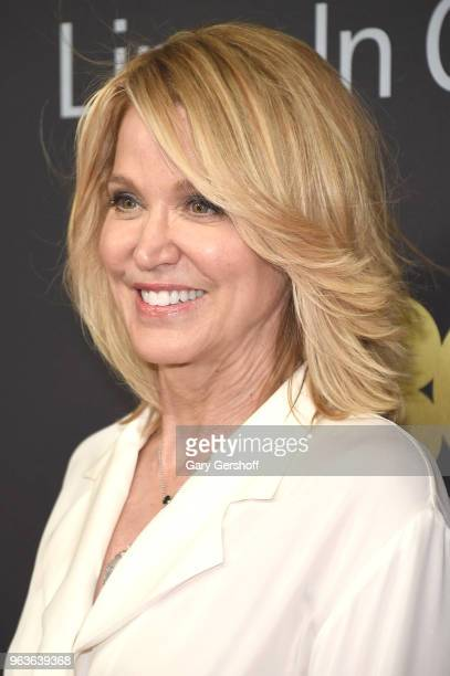 Paula Zahn attends the 2018 Lincoln Center American Songbook gala honoring HBO's Richard Plepler at Alice Tully Hall Lincoln Center on May 29 2018 in...