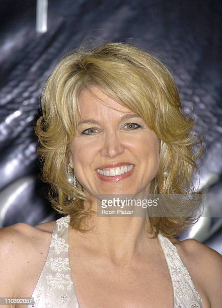 Paula Zahn during American Women in Radio Television 30th Annual Gracie Allen Awards at New York Marriot Marquis Hotel in New York City New York...