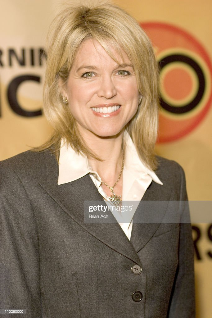 Paula Zahn during 'Good Morning America' 30th Anniversary Celebration at Lincoln Center in New York City, New York, United States.