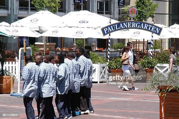 PaulanerGarten Hafenviertel Waterfront Kapstadt Südafrika Afrika Biergarten Reise BB DIG PNr 240/2006