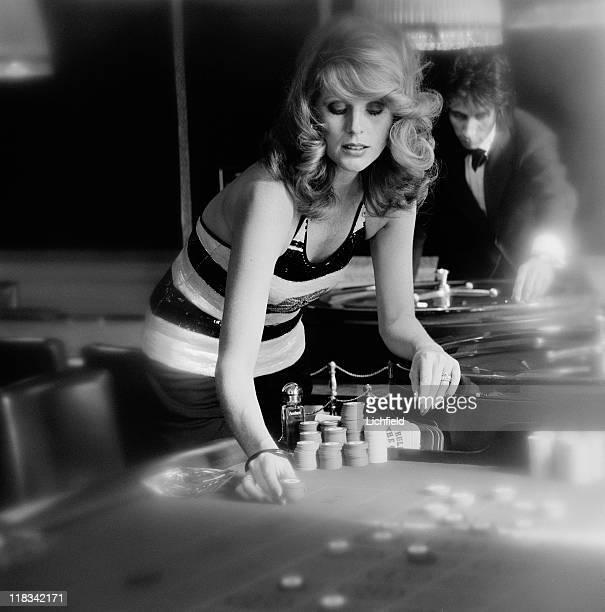 Paulene Stone British fashion model 7th July 1972